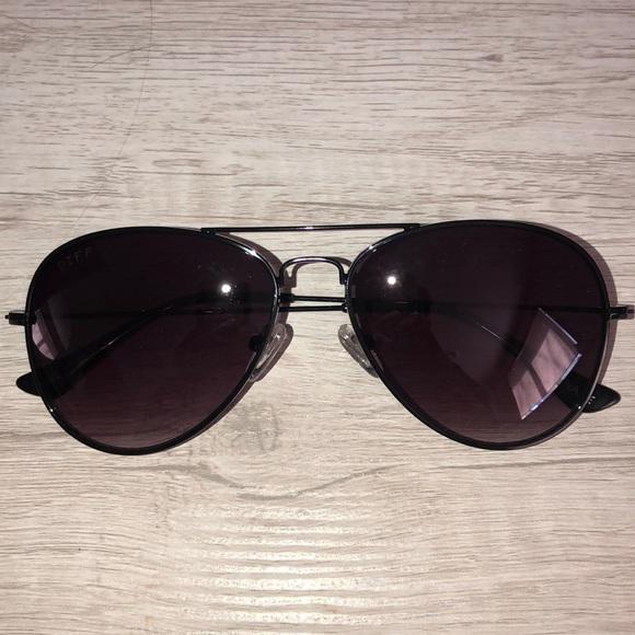 33a800c6e6909 Diff Eyewear Accessories - NEW Diff Cruz (aviator) Sunglasses
